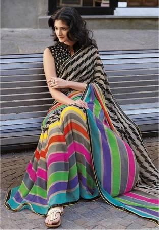Digital Print Sarees Available at Best Price - clothing &