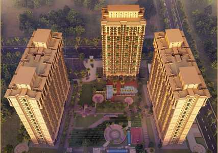 Book apartments designed by hafeez contractor in noida ext