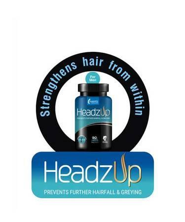 Buy Headzup Men 90 Tablets online in India - TabletShablet -