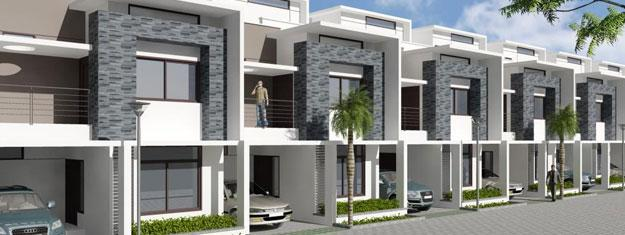 Uniworth tranquil - 3bhk villas & apartments on sale