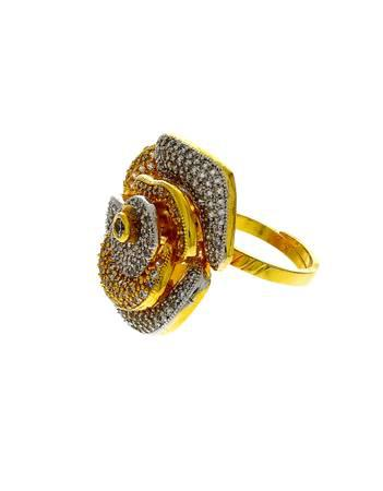 Buy stylish finger rings at lowest price. - jewelry - by