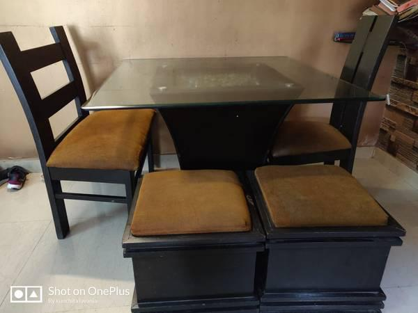 Dining table - furniture - by owner