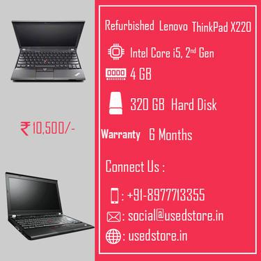 Refurbished laptops 【 OFFERS August 】 | Clasf