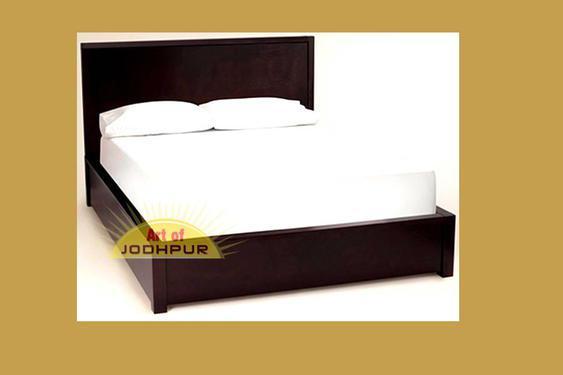 Cayenne king size storage bed