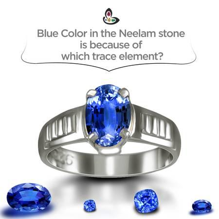 Neelam stone price | gemstone universe - jewelry - by owner