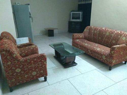 Newly built up first floor 2bhk fully furnished sector 16