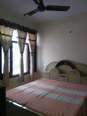 Semi furnished one room set on rent sector 4 pkl 9501879924