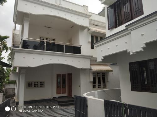 3bhk independent gated house in kalamassery