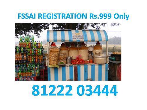 Fssai registration services chennai