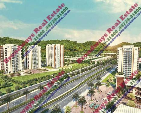 Ireo flats & apartments for sell at panchkula urban estate