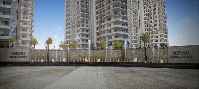 Puri emerald bay specifications luxury apartments gurgaon