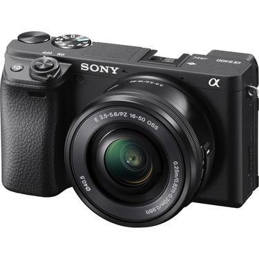 Sony alpha a6400 mirrorless digital camera with 1650mm lens