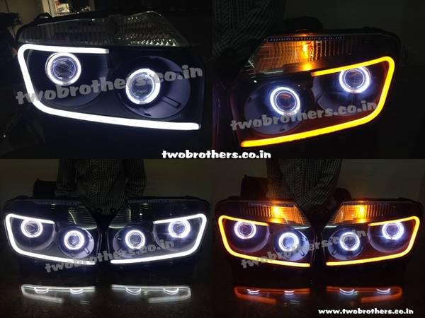 Led tail lights - auto parts - by dealer