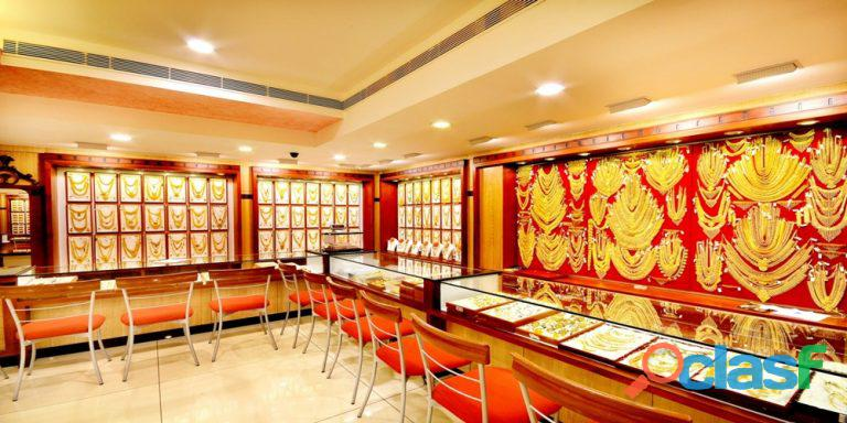 Sale of commercial Property with Branded jewellery showroom tenant in somajiguda area