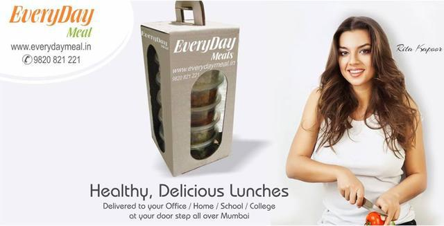 Tiffin service in mumbai - everyday meals - everydaymeal.in