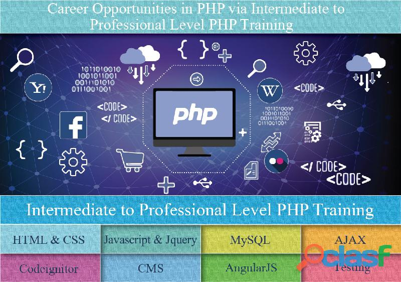 Best php training course institute in gurgaon | sla consultants gurgaon