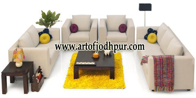 Buy online home furniture Jodhpur Sofa sete