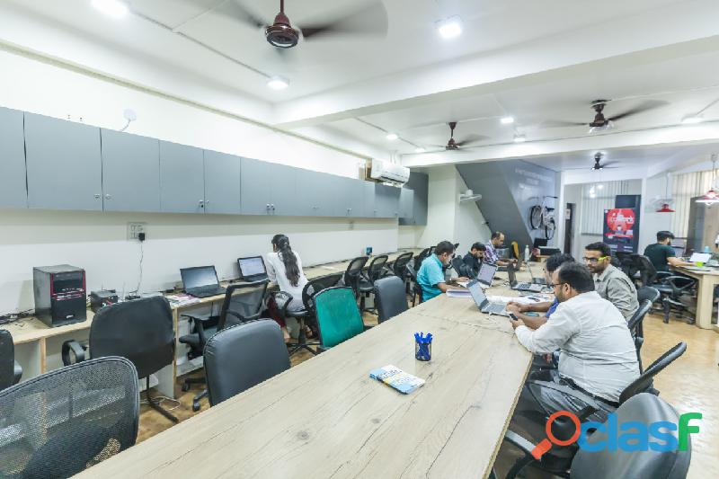Shared office workspace for startup in delhi