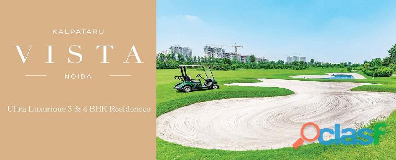 3/4 BHK Apartments for Sale @ Kalpataru Vista Noida