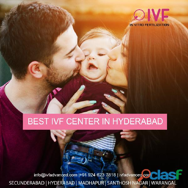 Best ivf clinic in hyderabad