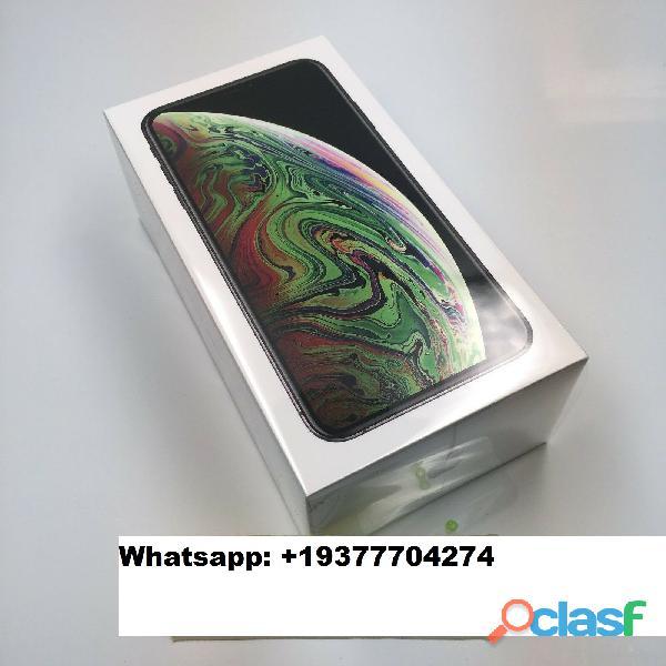 Apple iPhone XS Max 256GB Gray REAL Dual SIM Hong Kong A2104 Unlocked FedEx