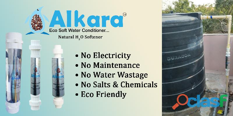Salt free water softener suppliers for dairy farms
