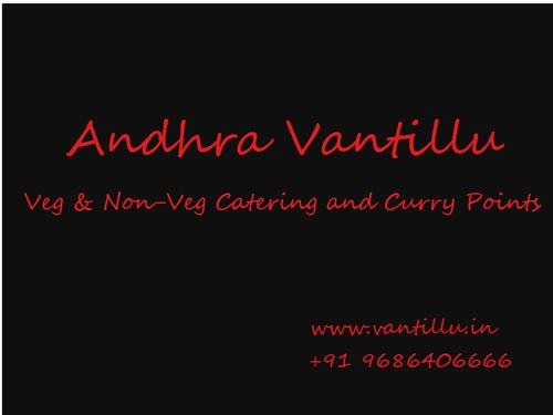 Andhra vegetarian food catering services