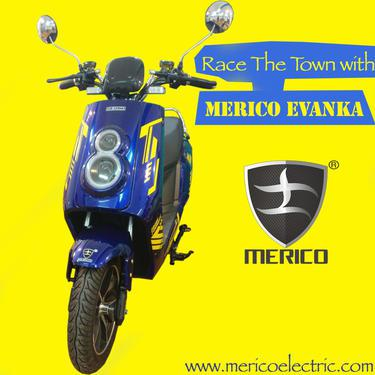 Product merico electric scooter