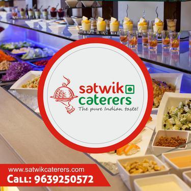 Satwik caterers pure vegetarian caterer of delhi ncr