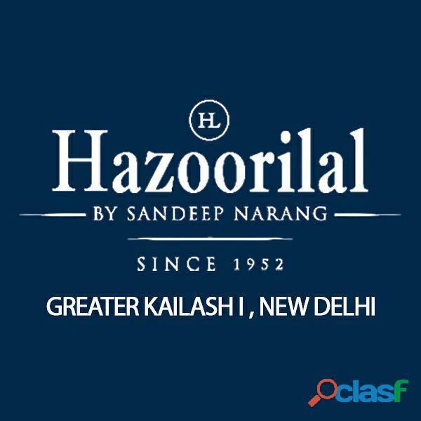 Hazoorilal jewellers online