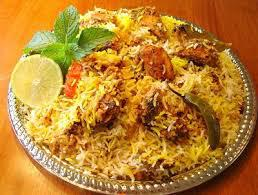 Hyderabadi dhum biriyani @ 160 kg