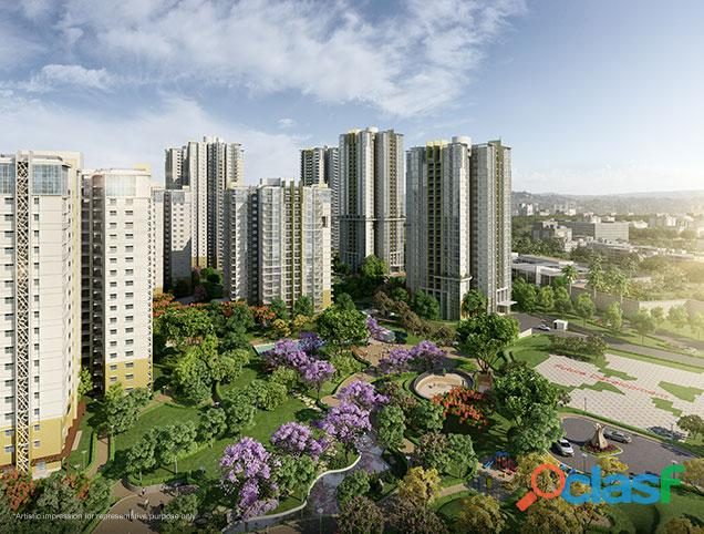 Luxurious Apartments for Sale in Shapoorji Pallonji Parkwest Bangalore