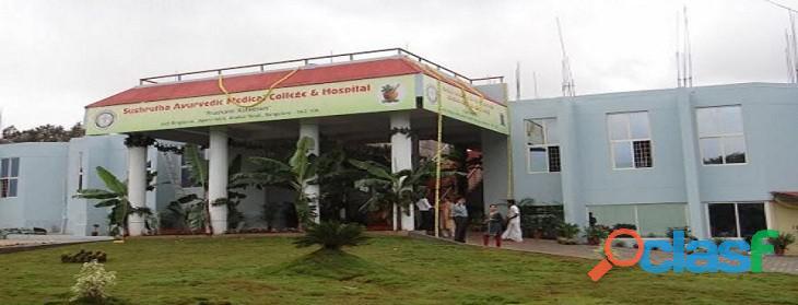 Sushrutha ayurvedic college review | sushrutha ayurveda reviews