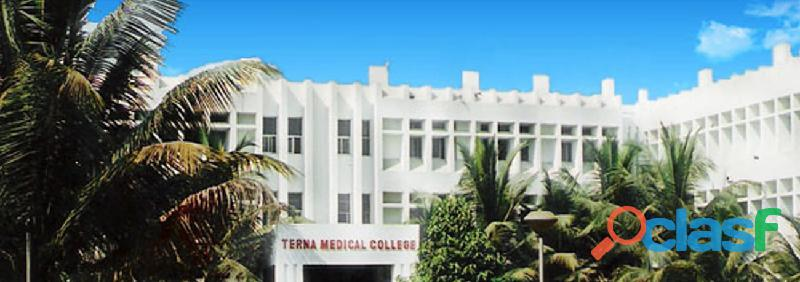 Terna medical college | mbbs admission in terna college