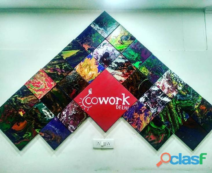 Workspace for rent in delhi