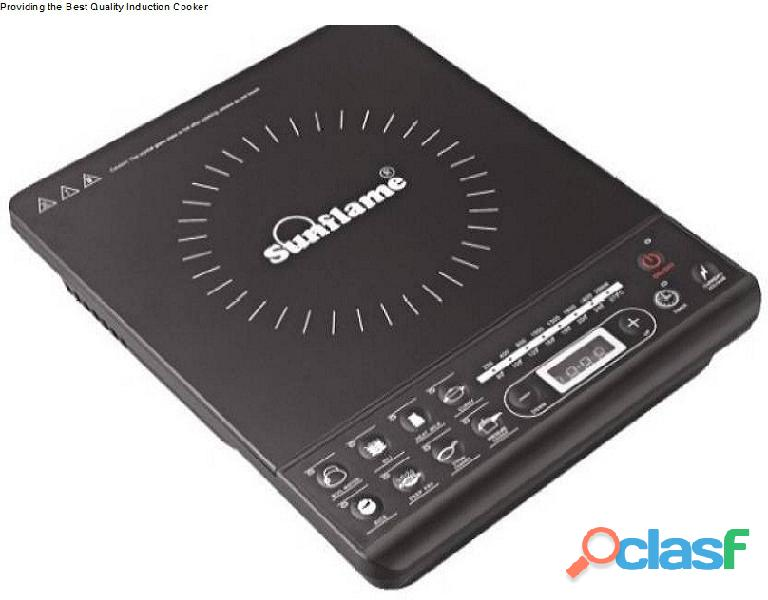 Best quality induction cooker