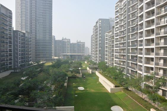 3bhk 4bhk luxury apartments on golf course extension road