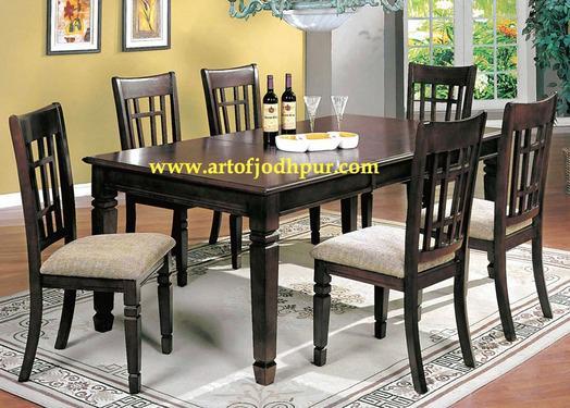 Dining sets jodhpur furniture sheesham handicrafts