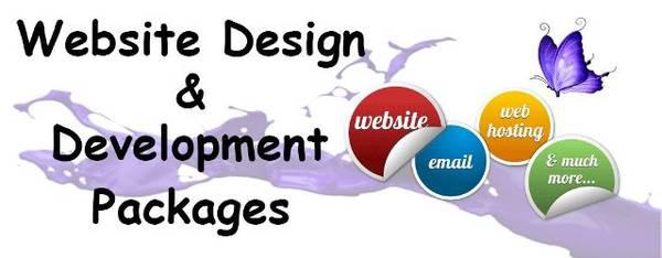 Website development packages in india - wanted - by dealer