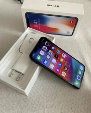 Apple iphone x 256gb space gray colour