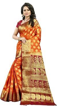 Banarasi saree with blouse