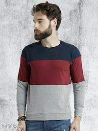 Fashionable trendy cotton men's t