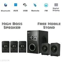 Flow buzz 5.1 home theater system