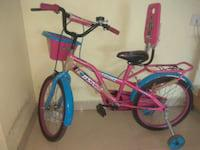 Girls bicycle of 5 to 8 years old