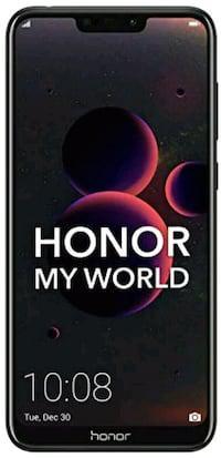 Honor 8c (black, 4gb ram, 32gb storage)