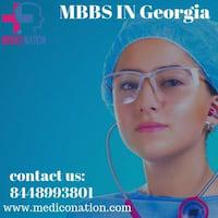 Mbbs in georgia | fees | mci colleges | indian students