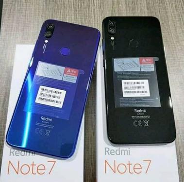New redmi note 7 pro and redmi note 7 and realme 3 pro
