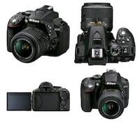Nikon d5300 new condition