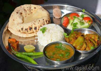 North indian food tiffin services - hyderabad