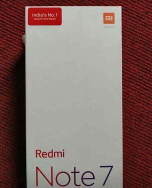 Redmi note 7 pro and realme 3 pro